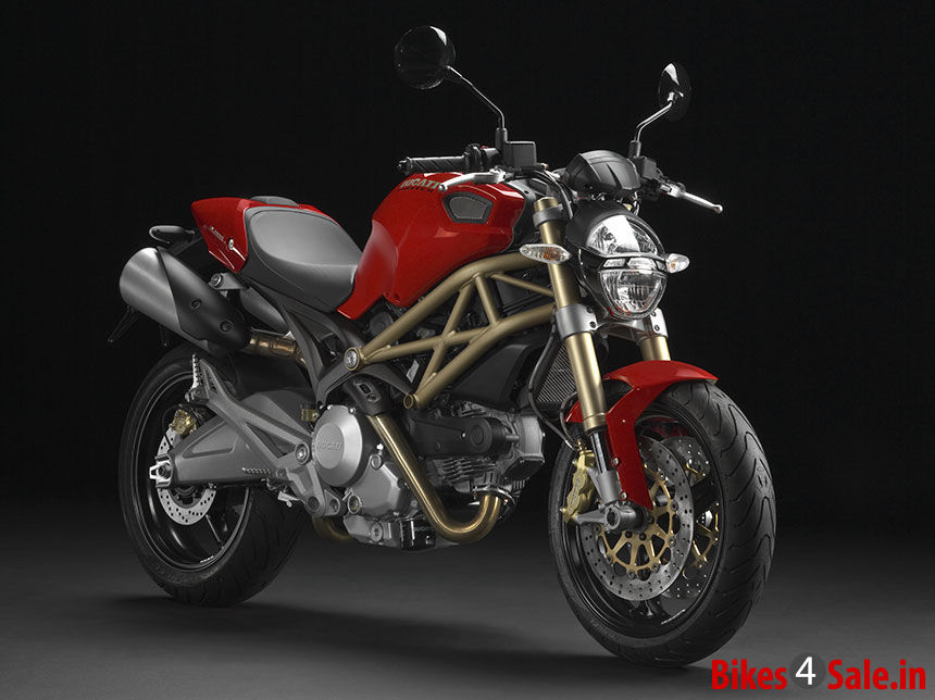 Ducati Monster 20th Anniversary Edition M696