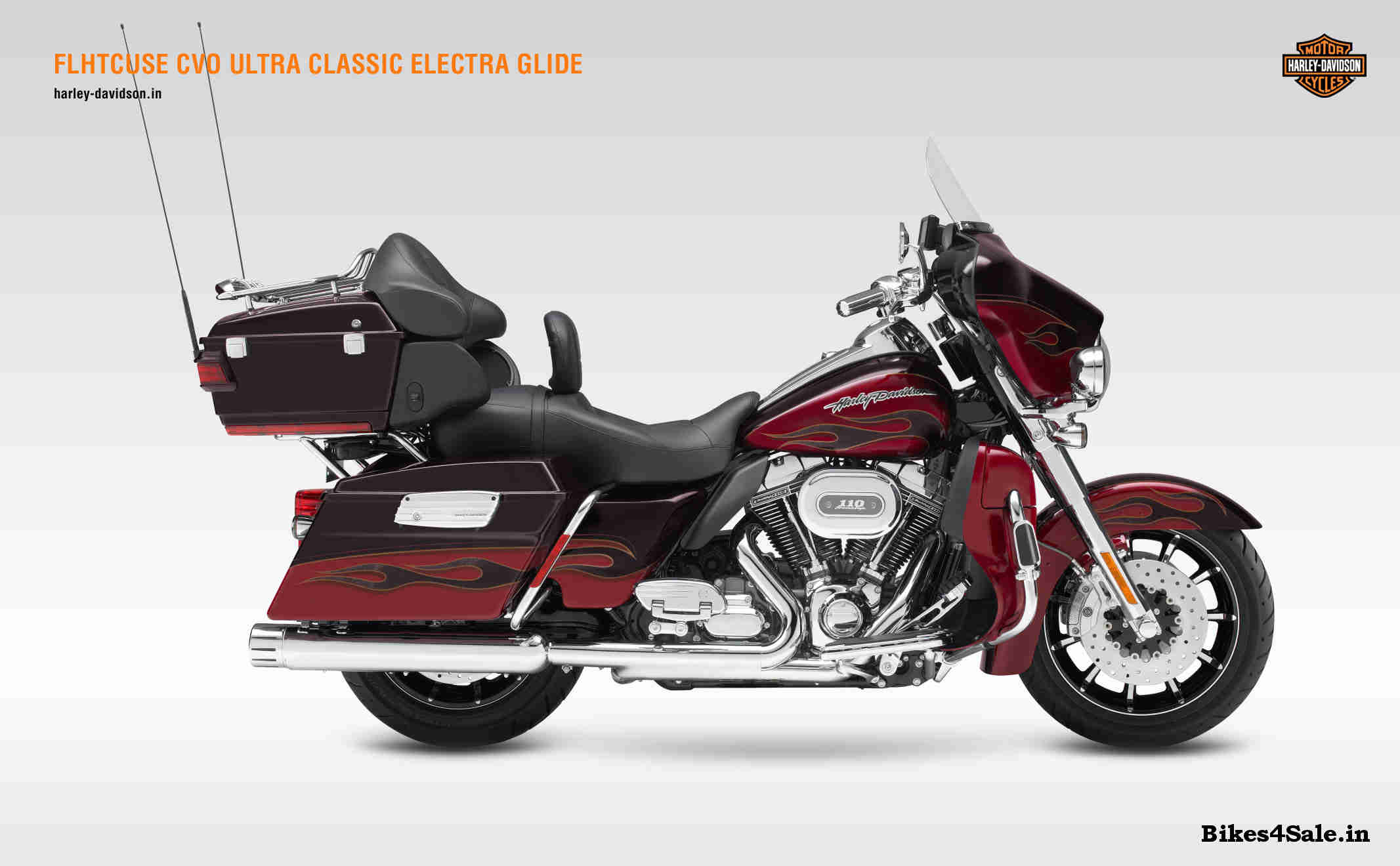 Harley Davidson FLHTCUSE Ultra Classic Electra Glide