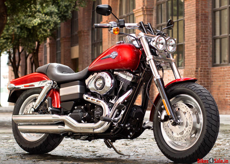 Harley Davidson Fat Bob Launched At Rs 12 8 Lakh In India Bikes4sale