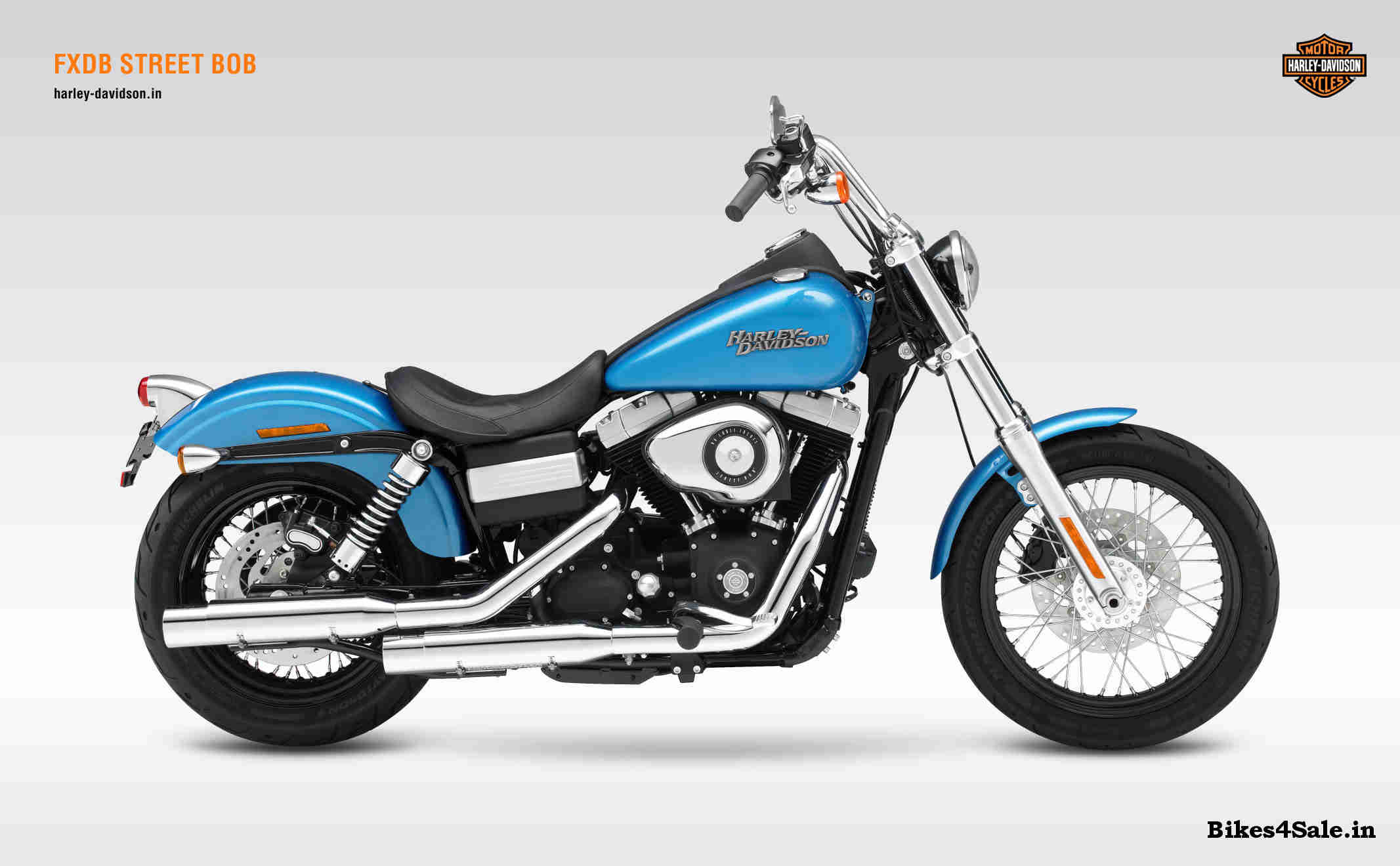 Harley Davidson FXDB Street Bob Photo