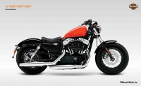Harley Davidson XL 1200X Forty-Eight