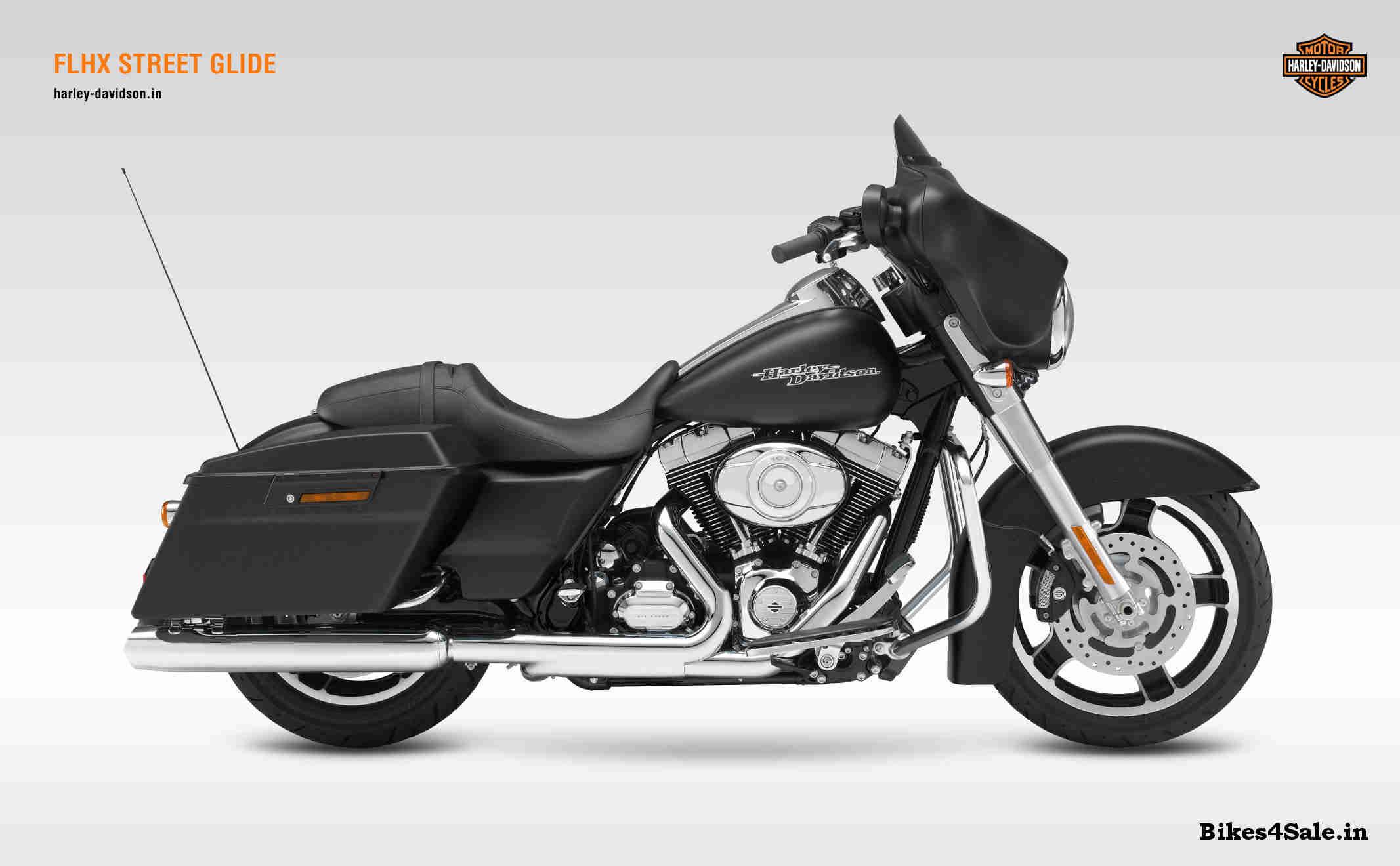Harley Davidson Touring Flhx Street Glide Price Specs