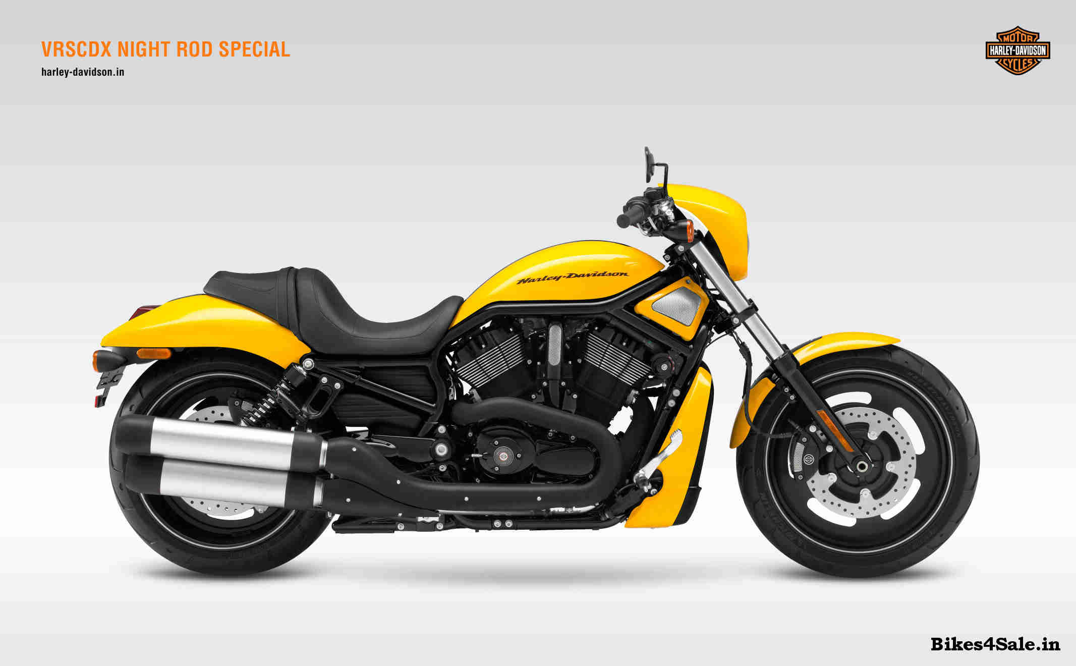 Harley Davidson VRSCDX Night Rod Special Photo