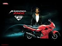 Hero Honda Karizma ZMR Wallpaper