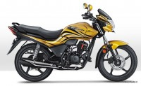 Hero Passion X Pro Electric Yellow Metallic version