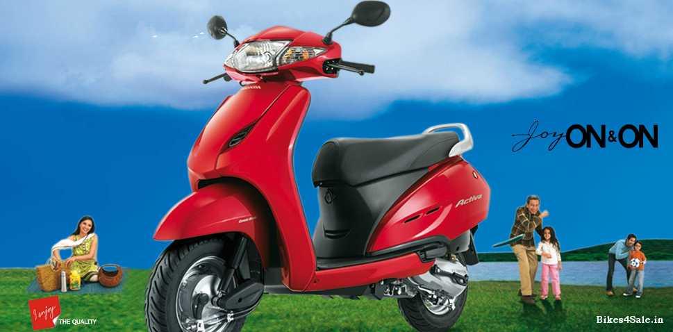 Honda Activa Picture