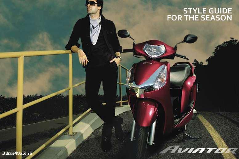 Honda Aviator Picture