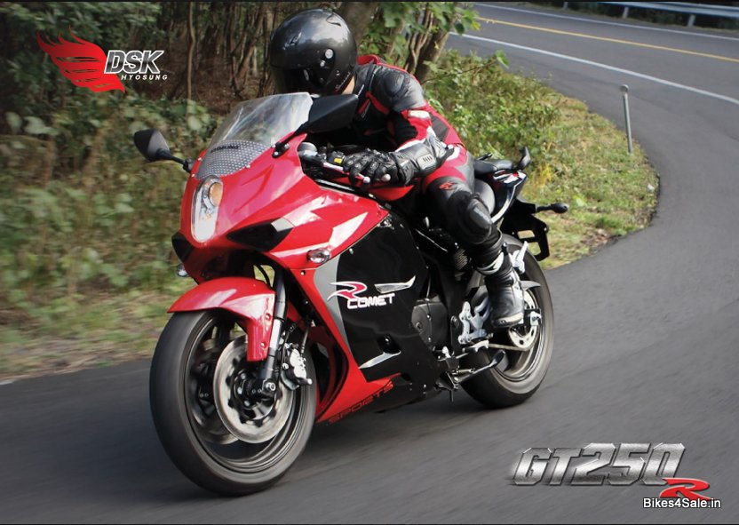 Hyosung Gt250r Price Specs Mileage Colours Photos And