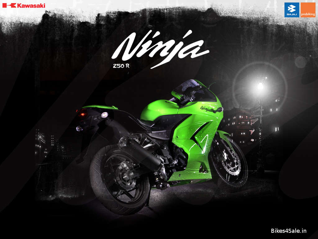 Ninja Mini Bike Mini Ninjas