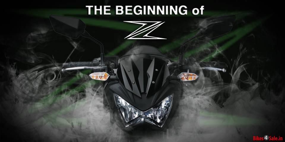 2013 Kawasaki Z250
