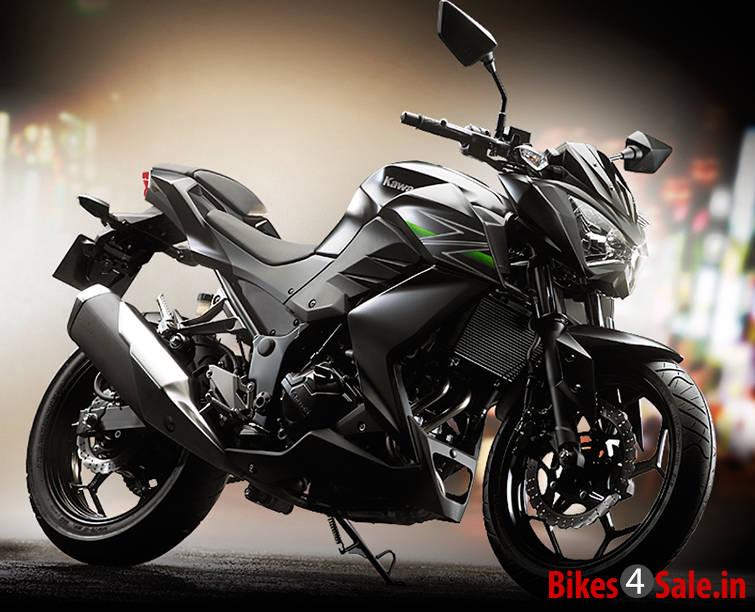 Kawasaki Z Price In Kolkata
