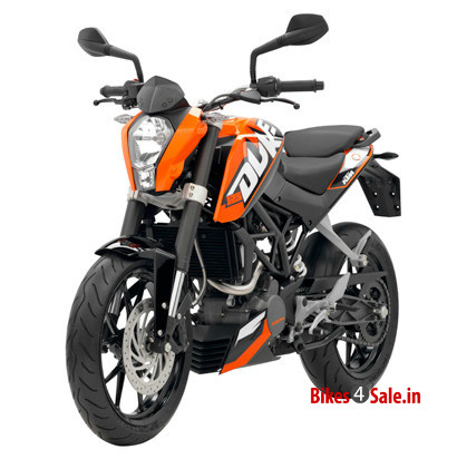 ktm duke 125 price, specs, mileage, colours, photos and reviews