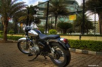 Modified Royal Enfield Bullet Machismo