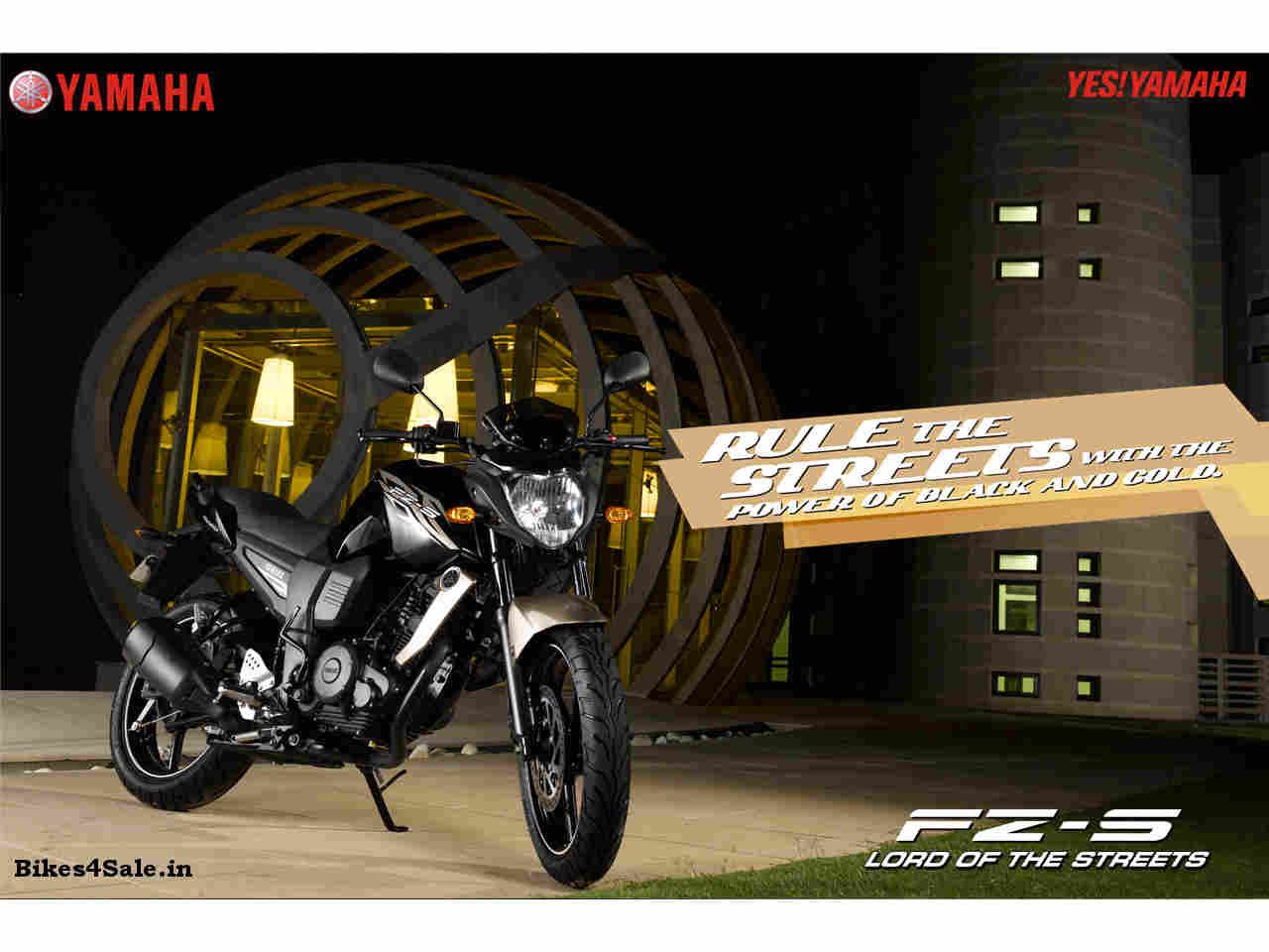 New Yamaha FZ-S
