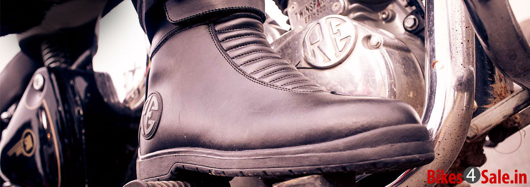 Royal Enfield Accessories Boots