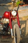 Modified Royal Enfield Lightning 535