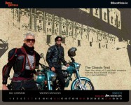 Royal Enfield Calendar 2010
