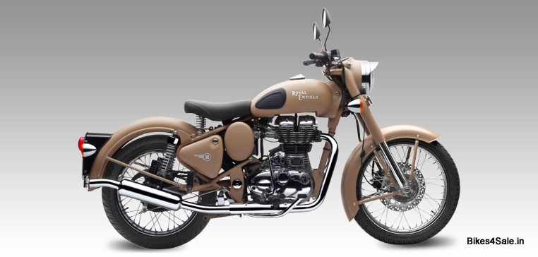 Royal Enfiled Classic Desert Storm