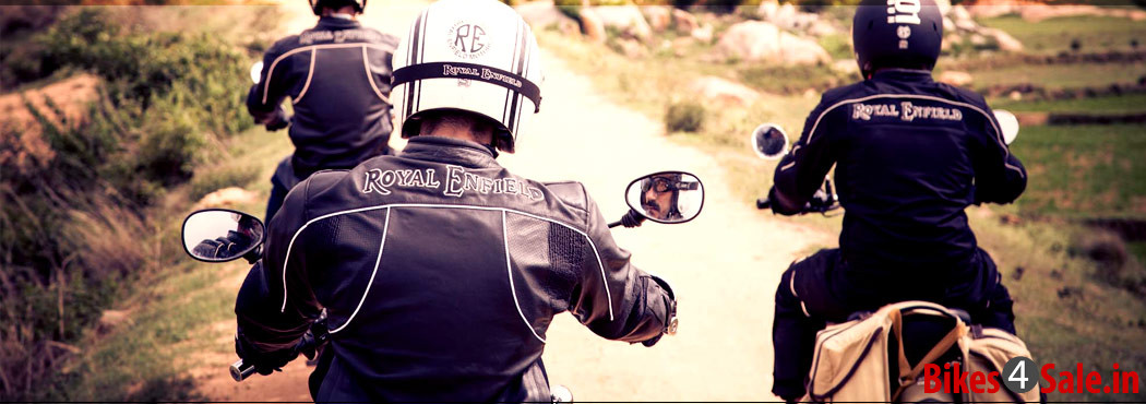 Royal Enfield Genuine Jacket