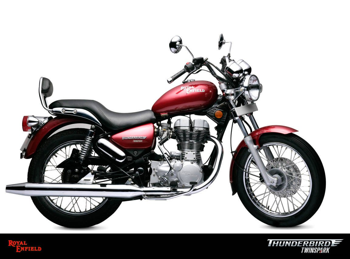 Royal Enfield ThunderBird Twin Spark Wallpaper