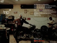 Royal Enfield Trip Campaign Wallpaper