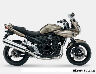 Suzuki Bandit 1250S Photo