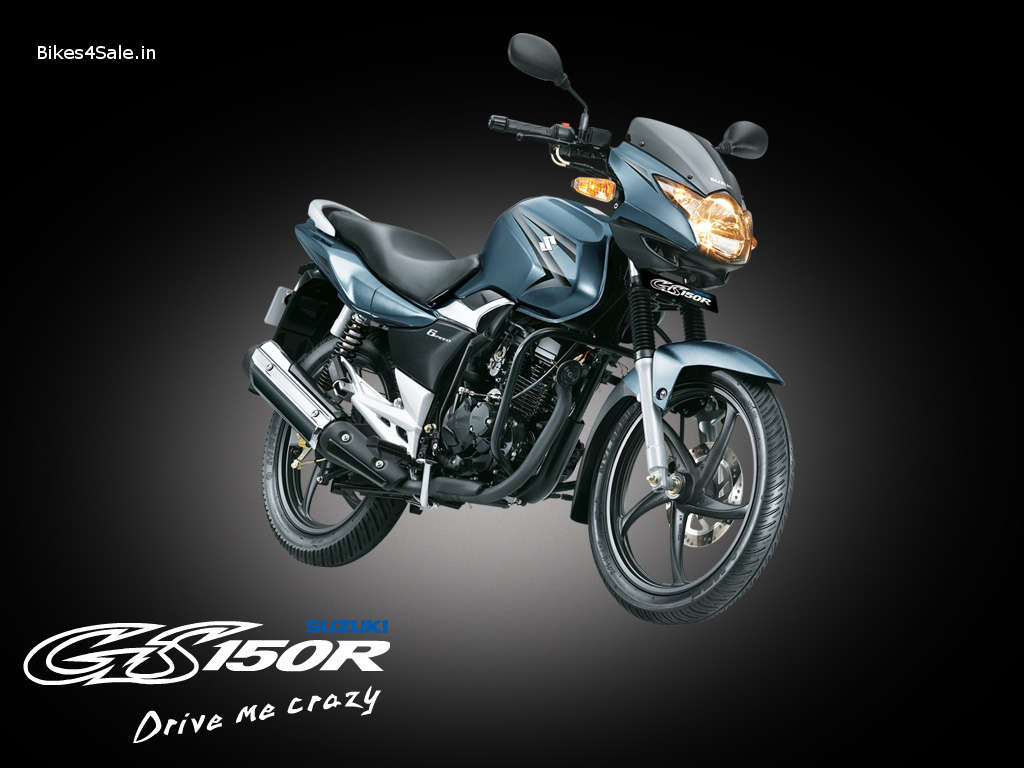 Suzuki GS 150R Photo