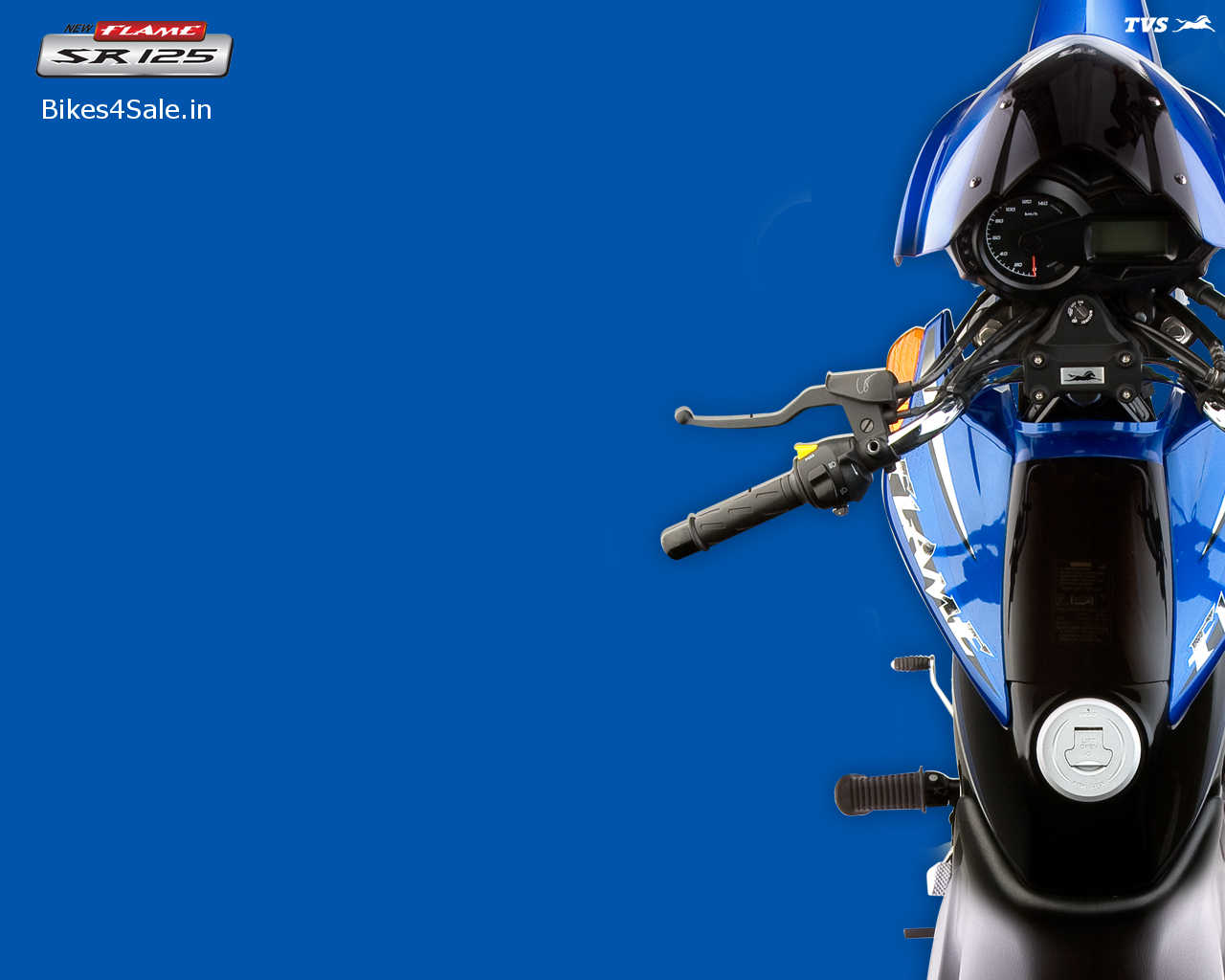 TVS Flame SR 125 Wallpaper