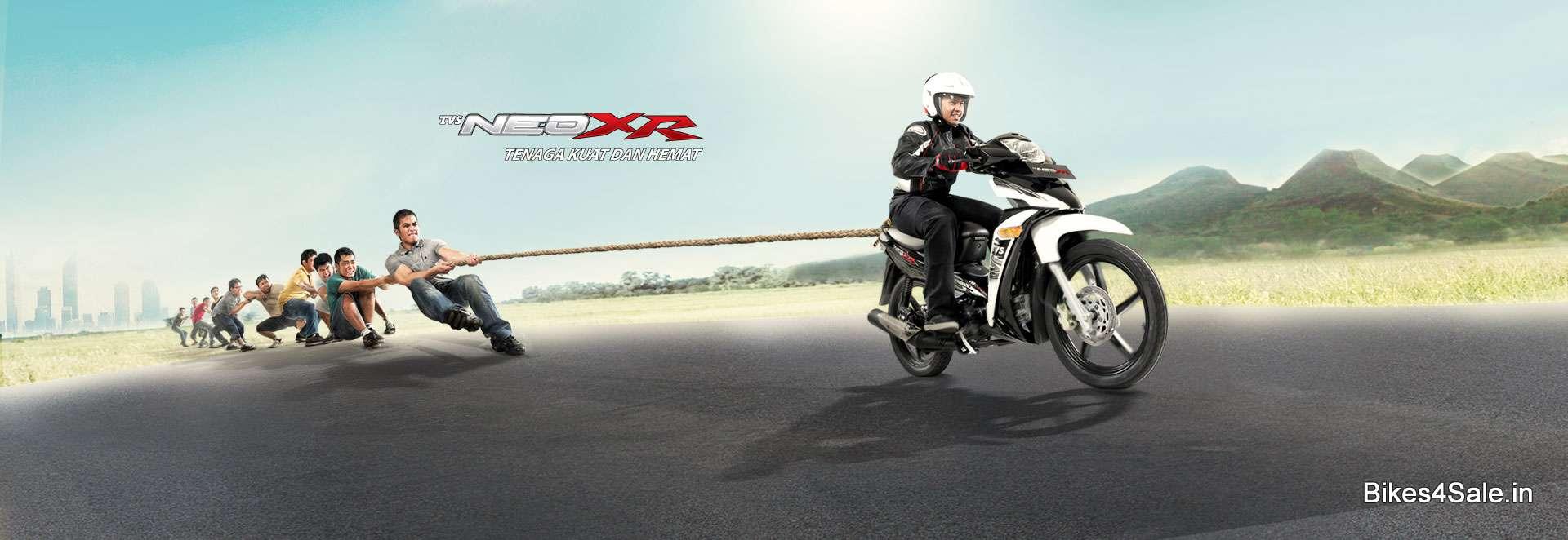 TVS Neo XR