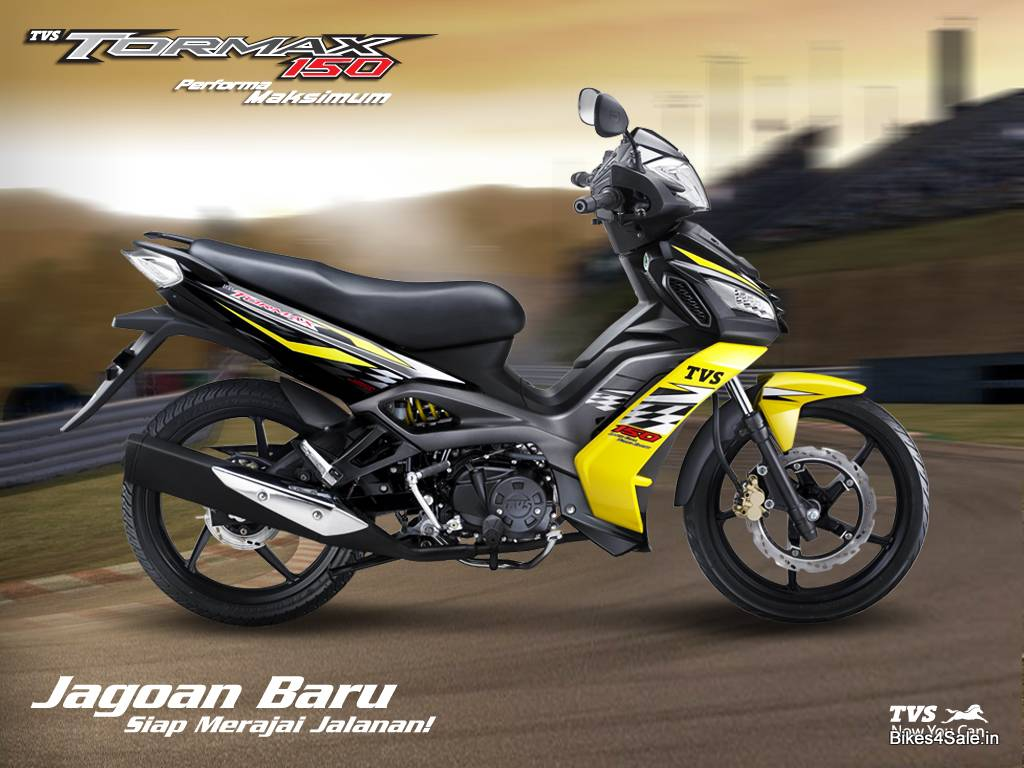 Tvs Tormax Wallpapers Bikes4sale