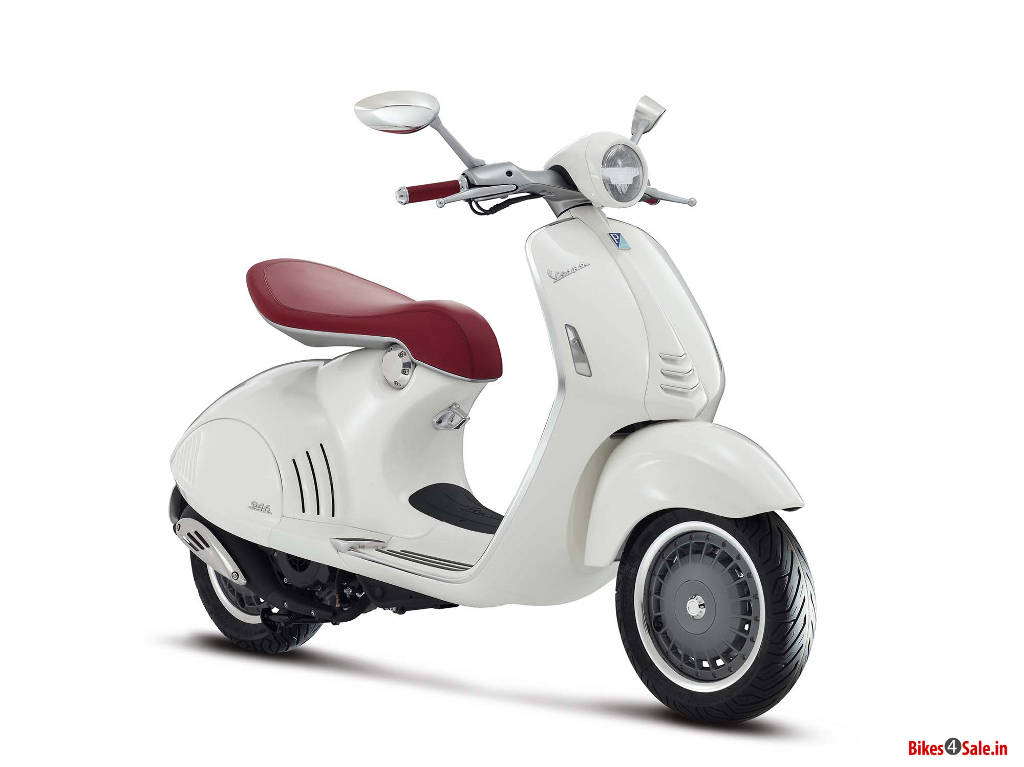 Piaggio Plans Another Classic Scooter 2013 Vespa 946 For