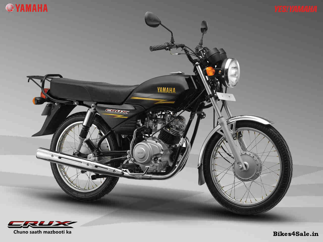 Yamaha Crux Price Specs Mileage Colours Photos And