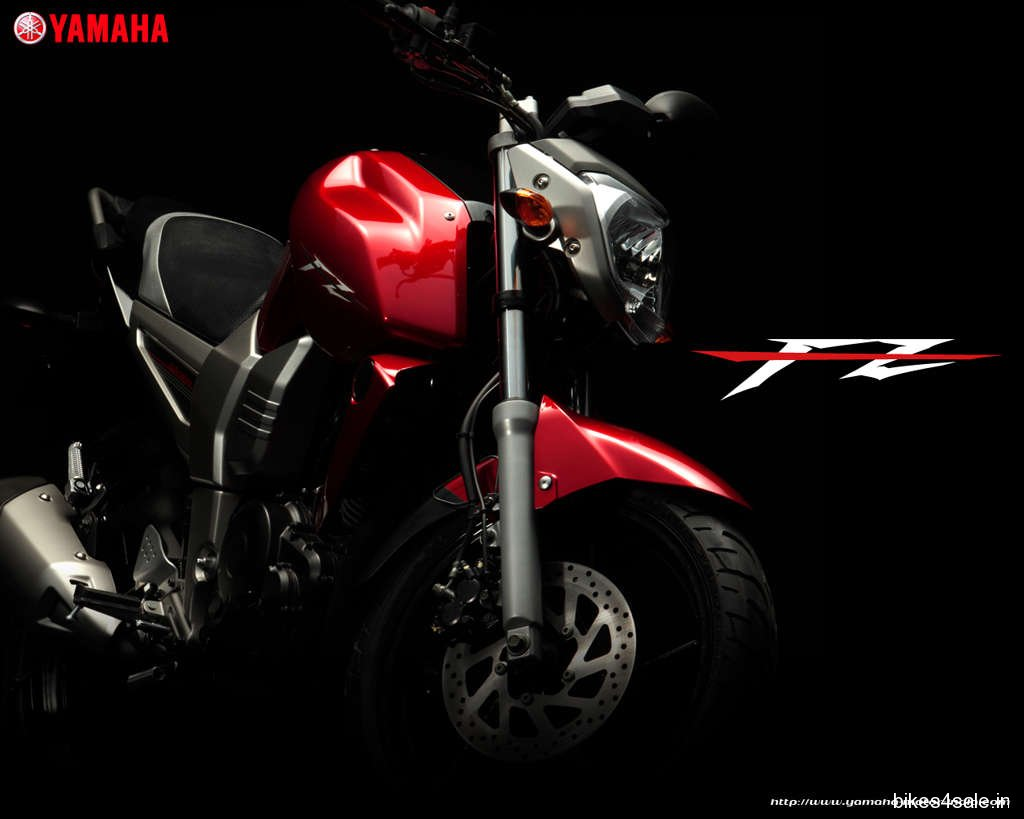 Yamaha FZ 16 Wallpaper