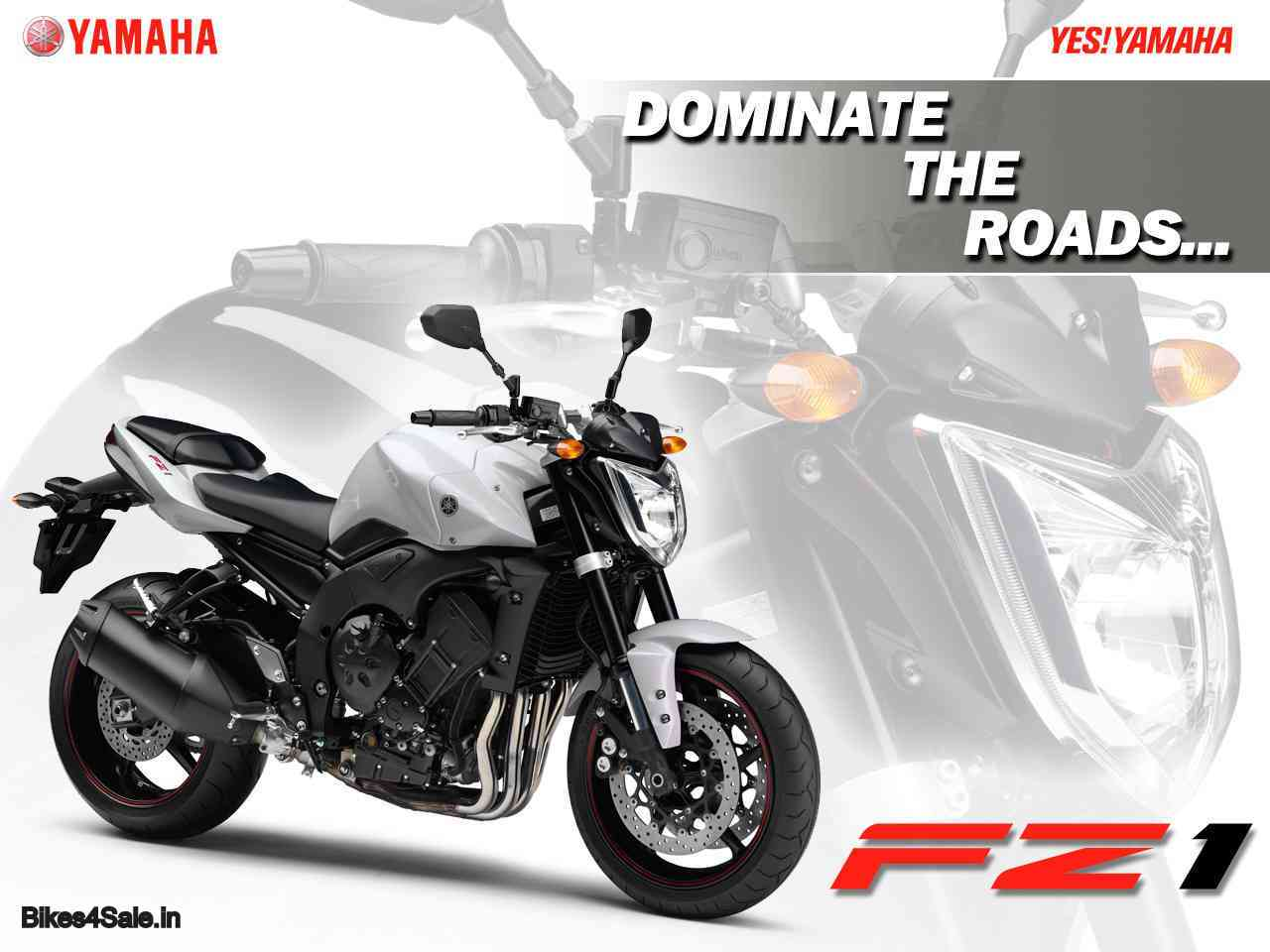 Yamaha FZ1 Wallpaper