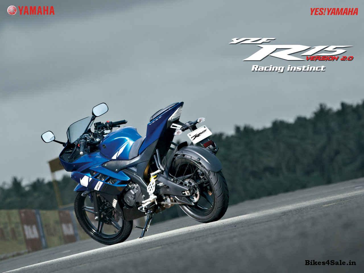Yamaha R15 V2 Photo