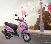 Yamaha Ray Plush Pink