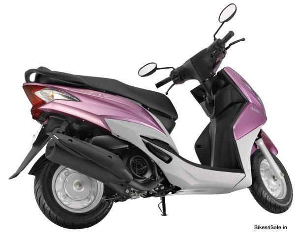 Yamaha Ray Pink