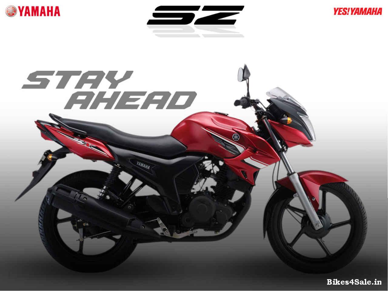 Yamaha SZ-X Photo
