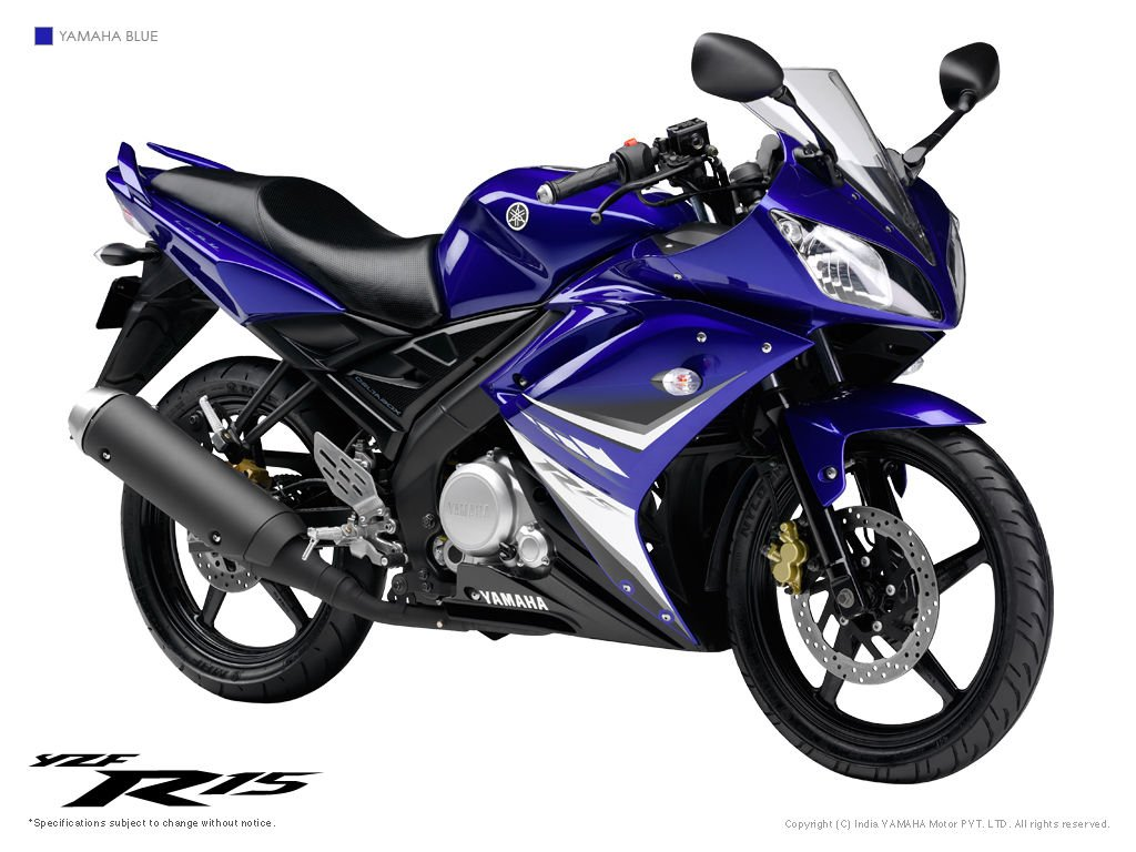 Electric Bikes For Sale >> Yamaha YZF R15 price, specs, mileage, colours, photos and reviews - Bikes4Sale