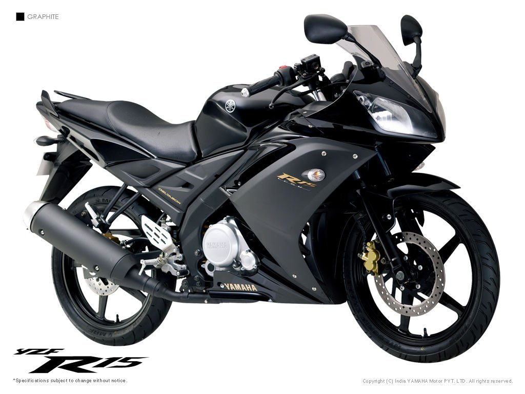 Yamaha R15 first generation